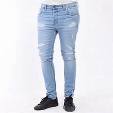 jean slim déchiré homme fifty cinq pantalon jean pour homme coupe slim d 233 chir 233