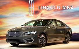 2019 Lincoln MKZ Adds Safety Tech Drops Swanky Black