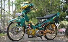 Modifikasi Jupiter Z 2008 Jari Jari by Modifikasi Motor Jupiter Z 2011 Impre Media