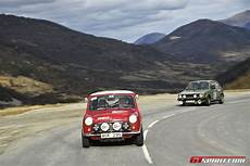 Reliving The 1967 Rallye Monte Carlo With Rally Legend