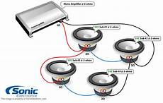 subwoofer wiring diagrams sonic electronix newhairstylesformen2014 com