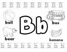 color the letter b worksheets 24028 letter b worksheets by kindergarten swag teachers pay teachers