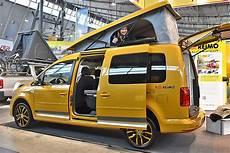 специалисты компании reimo превратили volkswagen caddy