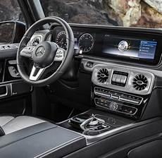 Er Wird Ger 228 Umiger Mercedes G Klasse Innenraum Welt