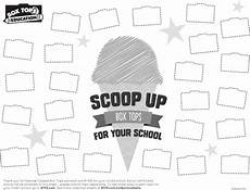box tops for education collection sheets box tops for education
