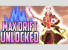 DRIFT STAGE 5 UNLOCKED! MAX DRIFT GAMEPLAY!   Fortnite