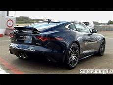 Jaguar F Type R Dynamic Coup 233 Onboard Sounds Fly By S