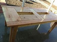 tisch selber bauen jeder uns kann einen solchen tisch