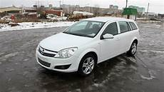 opel astra h 2009 opel astra h wagon start up engine and in depth