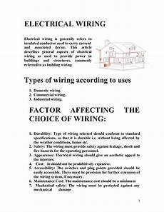 house wiring diagram ppt electrical wiring