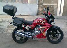 Thunder Modif by Suzuki Thunder 125 Modifikasi Touring
