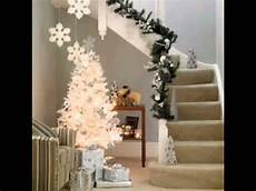 White Decorations For Tree by Diy White Tree Decorating Ideas