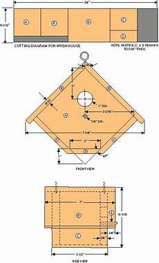 wren house plans bird house plans google search wow lots of great plans