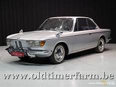 Classic 1970 Bmw 2000 Cs For Sale Dyler