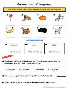 mass measurement worksheets grade 1 1750 worksheet grams and kilograms understanding the metric unit of mass weight math