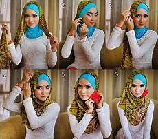 Til Cantik Dan Simple Dengan Jilbab Ala Zaskia Mecca