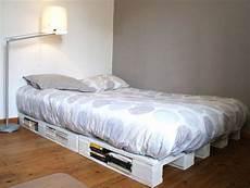 lit en palette tuto lit en palette tuto tete lit en palette tuto lumineux fait