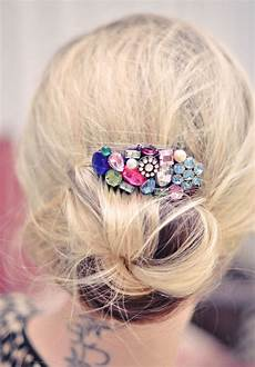 25 diy hair accessories to make now everythingetsy com