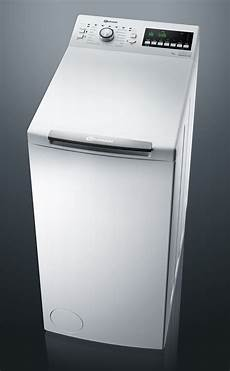 40 Cm Waschmaschine - bauknecht toplader zen 40 cm breite 7 kg fassungsverm 246
