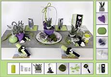 Tischdeko Geburtstag 16 In Lavendel Als Mustertisch
