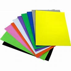 foam sheets assorted colours 20x30cm pack of 10 officemax nz