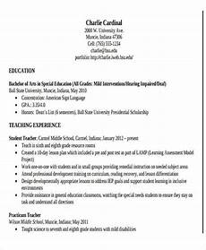 28 teacher resume templates download free premium