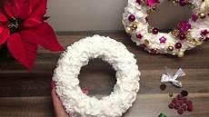weihnachtsschmuck selber basteln 75477 diy t 252 rkranz adventskranz basteln deko f 252 r weihnachten