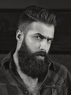by mcvey hairstyles beard no