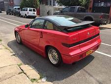 Theres A 1990 Alfa Romeo SZ For Sale In New York  Carscoops