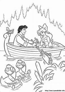 Ausmalbilder Meerjungfrau Prinzessin Arielle Die Meerjungfrau Malvorlagen Disney Prinzessin