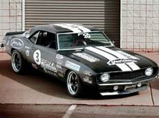 69 Camaro Trans Am Racer The Of Motion Coches