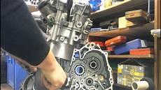 trouver le point mort haut sur un moteur aprilia v990 rsv