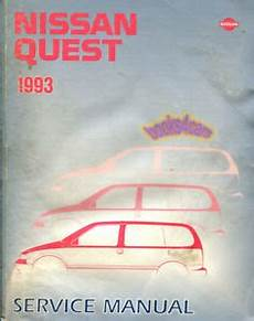 free auto repair manuals 1993 mercury villager electronic toll collection shop manual quest service repair villager 1993 book nissan mercury haynes chilto ebay