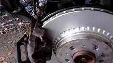 2004 volvo xc90 rear brake repair part 5 of 5