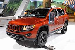 2012 Mopar Jeep Compass True North Points  Autoblog
