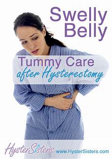 swelly belly after laparoscopy abdominal surgery may 2015
