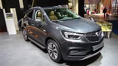 2017 Opel Mokka X Innovation Exterior And Interior