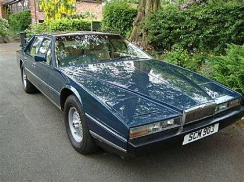 For Sale (1984) Aston Martin Lagonda