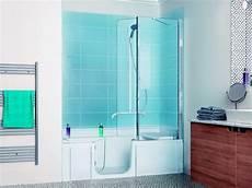 Dusch Und Badewanne - altersgerechtes bad duschbadewanne badewanne mit t 252 r