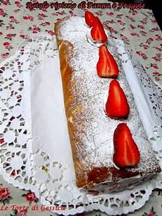 rotolo fragole e panna bimby ricette con le fragole le ricette di gessica