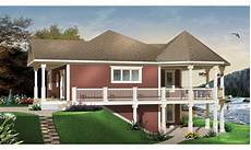 waterfront house plans walkout basement waterfront house plans walkout basement mediterranean hg