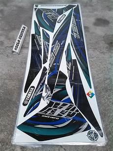 jual striping stiker lis motor variasi yamaha jupiter mx new njmx exciter 6 di lapak solo