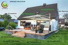 Was Ist Eine Terrasse - vokabeln die terrasse easydeutsch