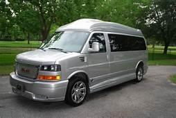 Sell Used 2013 GMC Savanna 2500 Explorer Conversion Van 9