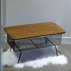 table basse vintage lignedebrocante brocante en ligne