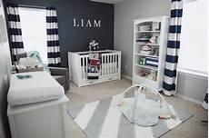 chambre bebe bleu gris deco chambre bebe bleu fonce