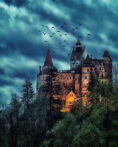Dracula Castle Bran Castle Transylvania Romania Photo