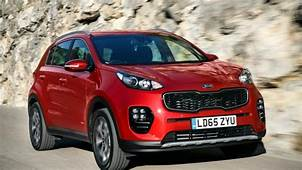 New Kia Sportage SUV Full Prices And Specs Of Updated