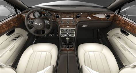 Hand-crafting The 2011 Bentley Mulsanne's Interior