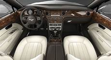 video crafting the 2011 bentley mulsanne s interior